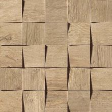 Axi Golden Oak Mosaico 3D