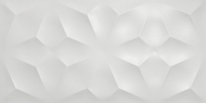 3D Wall Design 3D/Diamond White Matt